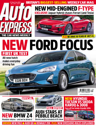 Auto Express Issue 1539