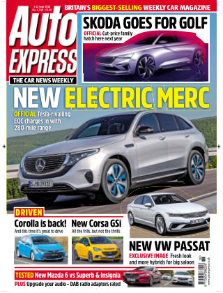 Auto Express Issue 1140