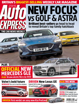 Auto Express Issue 1541