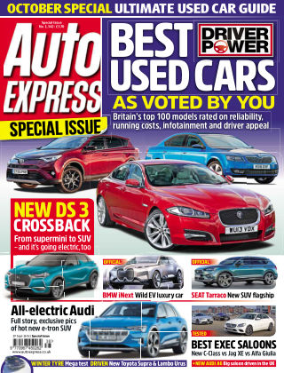 Auto Express Issue 1542