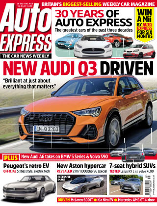 Auto Express Issue 1543
