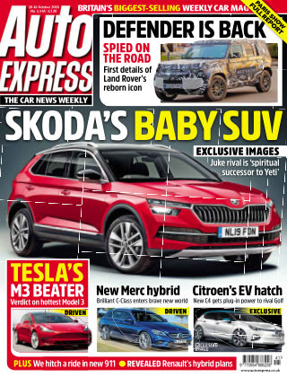 Auto Express Issue 1545