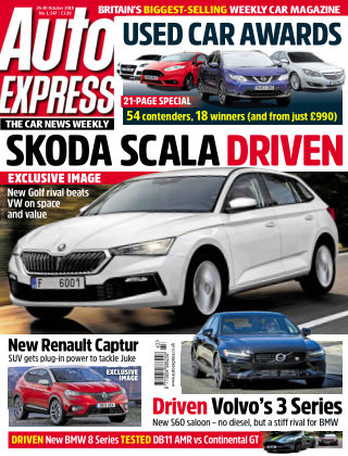 Auto Express Issue 1547