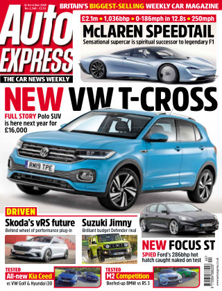 Auto Express Issue 1548