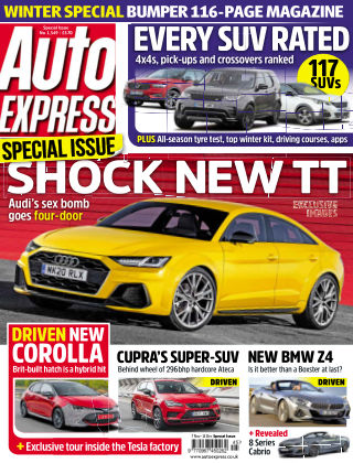 Auto Express Issue 1549