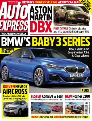 Auto Express Issue 1550