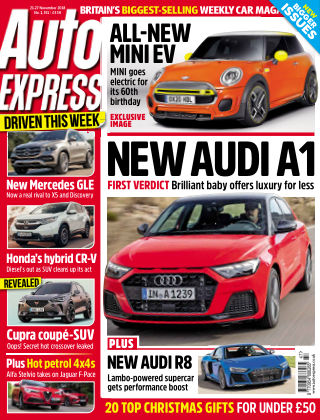 Auto Express Issue 1551