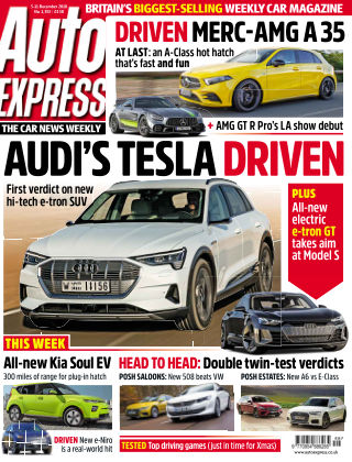 Auto Express Issue 1553