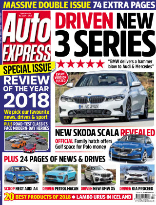 Auto Express Issue 1554