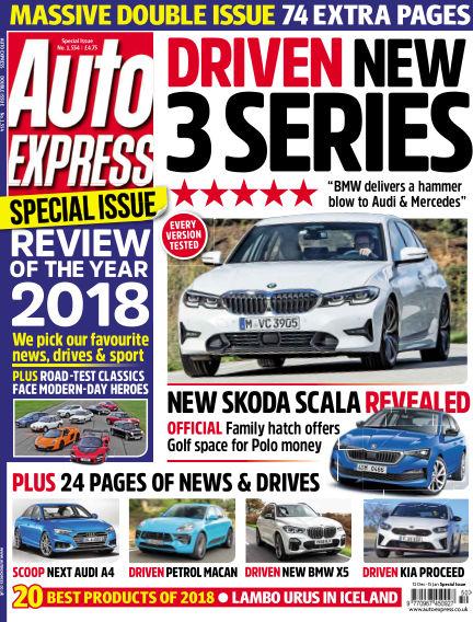 Auto Express December 13, 2018 00:00