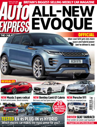 Auto Express Issue 1552