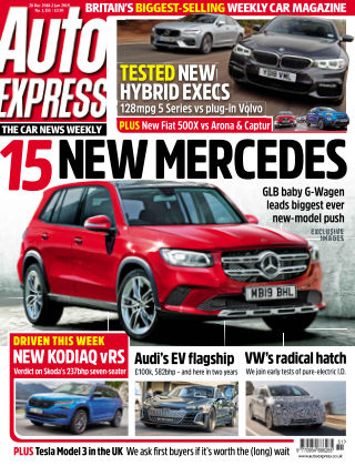 Auto Express Issue 1555