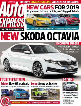 Auto Express Issue 1556