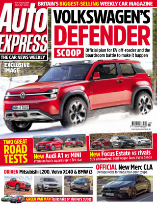 Auto Express Issue 1557