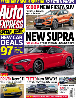 Auto Express Issue 1558