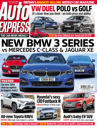 Auto Express Issue 1559