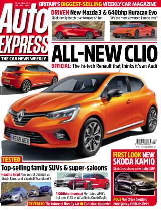 Auto Express Issue 1560