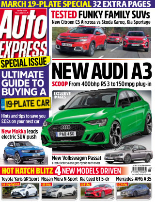 Auto Express Issue 1561