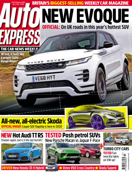 Auto Express February 14, 2019 00:00