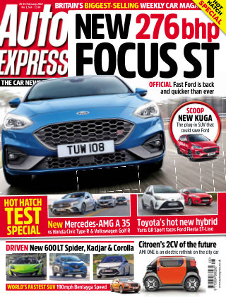 Auto Express Issue 1563
