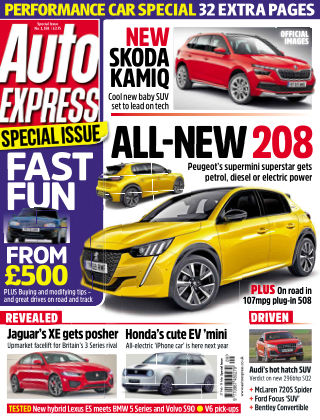 Auto Express Issue 1564