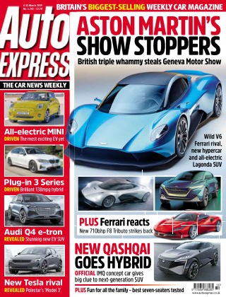 Auto Express Issue 1565