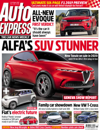 Auto Express Issue 1566