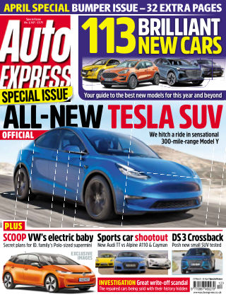 Auto Express Issue 1567