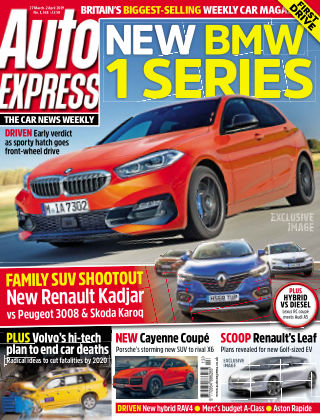 Auto Express Issue 1568