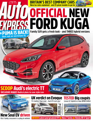 Auto Express Issue 1569