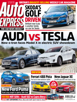 Auto Express Issue 1570