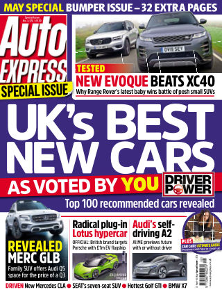 Auto Express Issue 1571