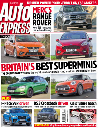 Auto Express Issue 1572