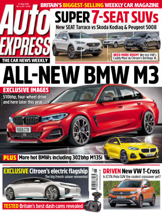 Auto Express Issue 1573