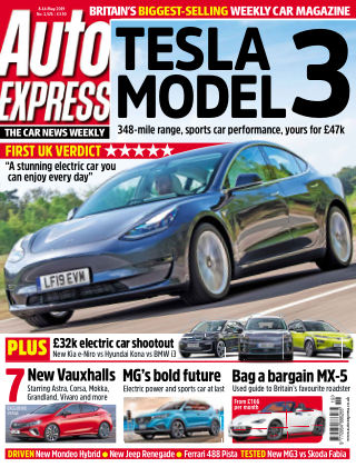 Auto Express Issue 1574