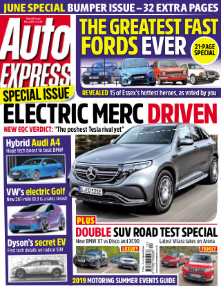 Auto Express Issue 1575