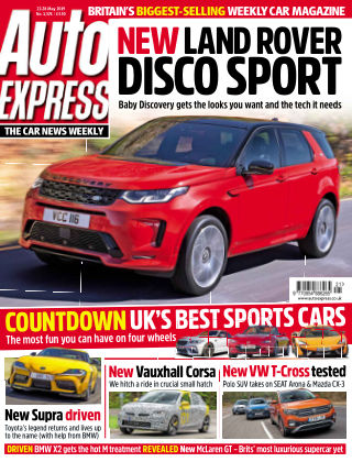 Auto Express Issue 1576