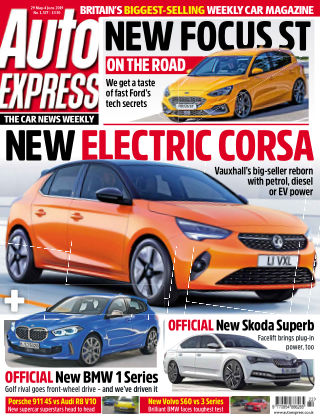 Auto Express Issue 1577