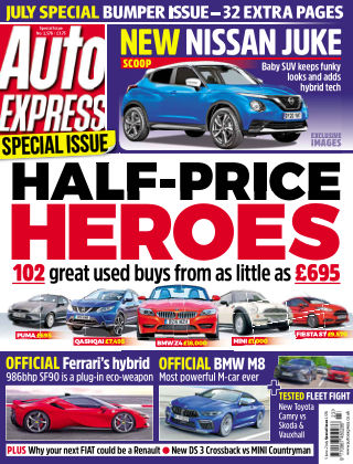 Auto Express Issue 1578
