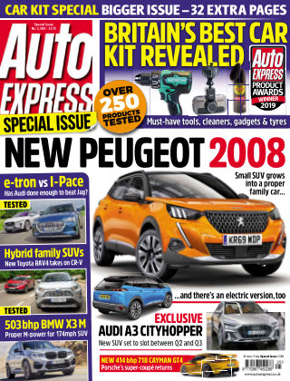 Auto Express Issue 1580