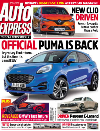 Auto Express Issue 1581