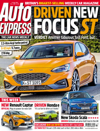 Auto Express Issue 1582
