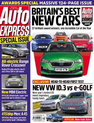 Auto Express Issue 1583