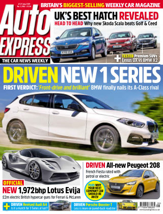 Auto Express Issue 1584