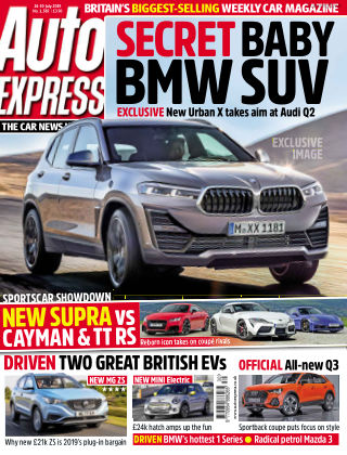 Auto Express Issue 1585
