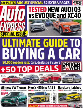 Auto Express Issue 1586