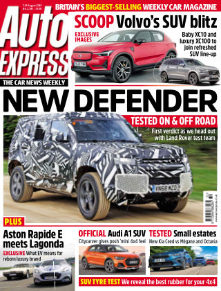 Auto Express Issue 1587