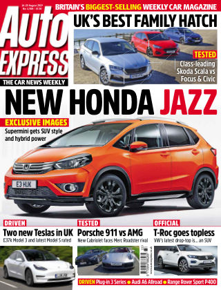 Auto Express Issue 1588