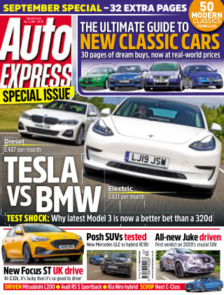 Auto Express issue 1589