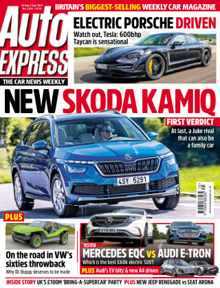 Auto Express Issue 1590